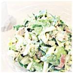 【恵比寿】おなか一杯になるサラダランチ!タンパク質も摂取して美容と健康にGOOD
